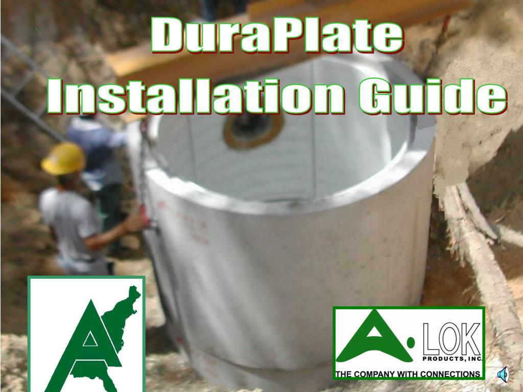 DuraPlate