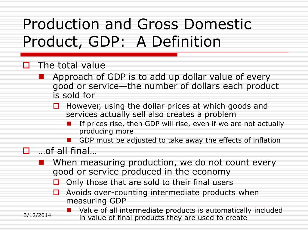 Intermediate goods definition