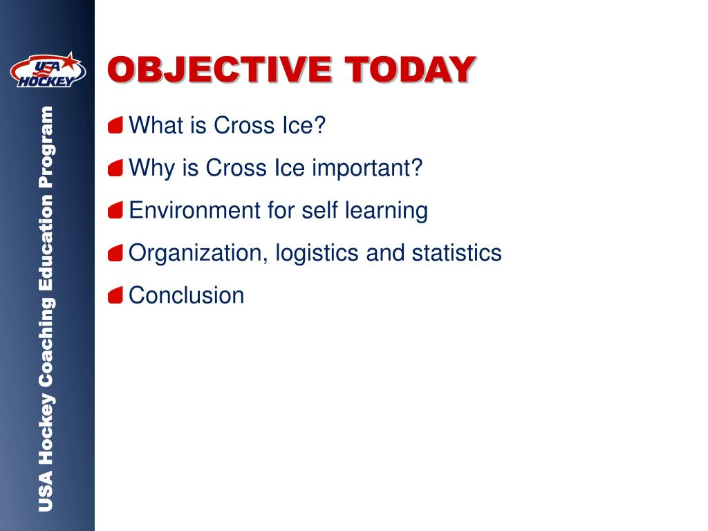 What is Cross Ice?