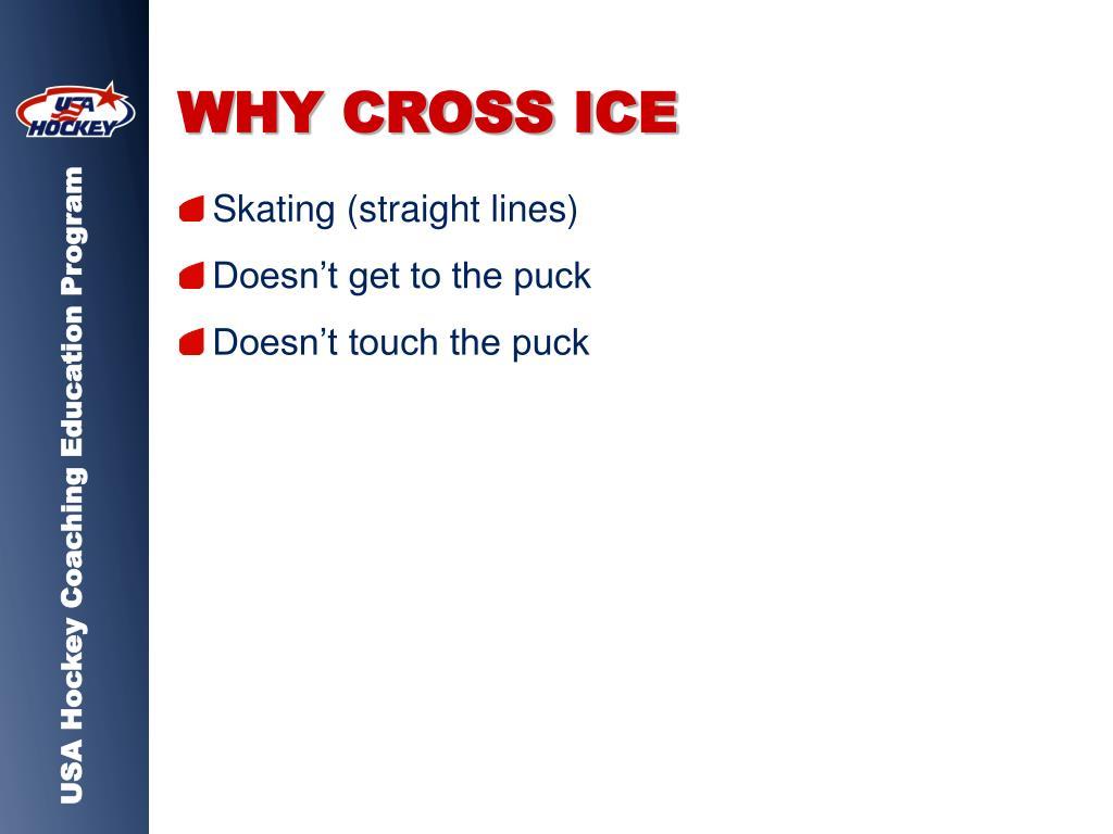 Skating (straight lines)