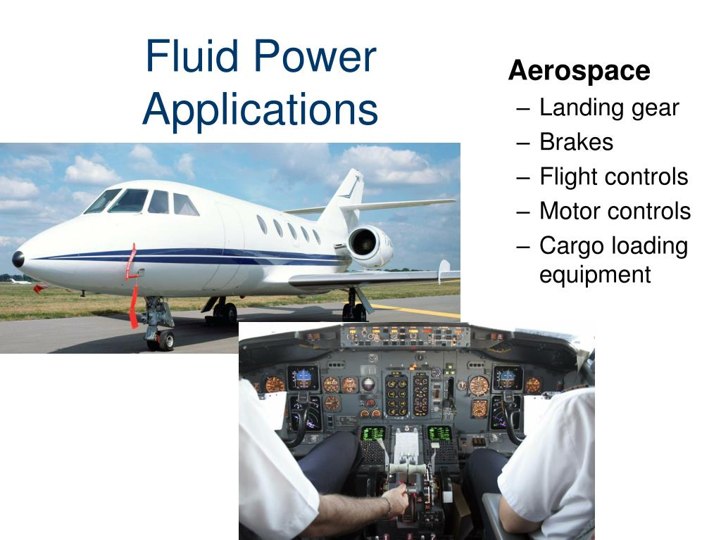 Fluid Power Applications