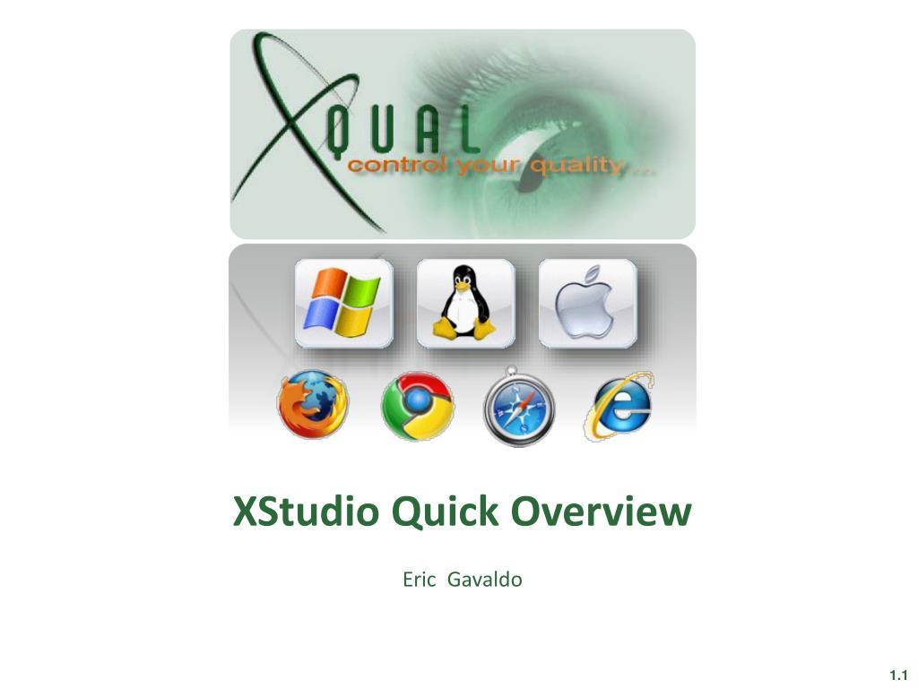 XStudio Quick