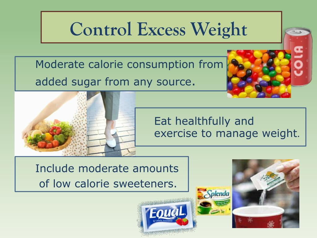 Control Excess Weight