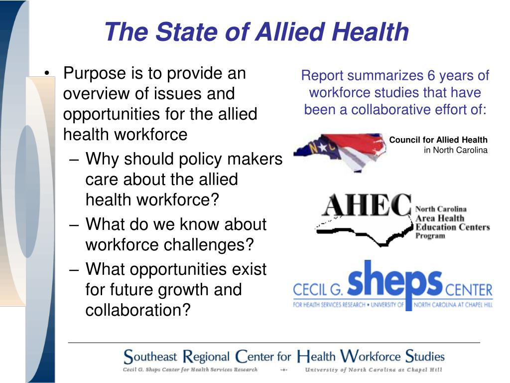 Council for Allied Health