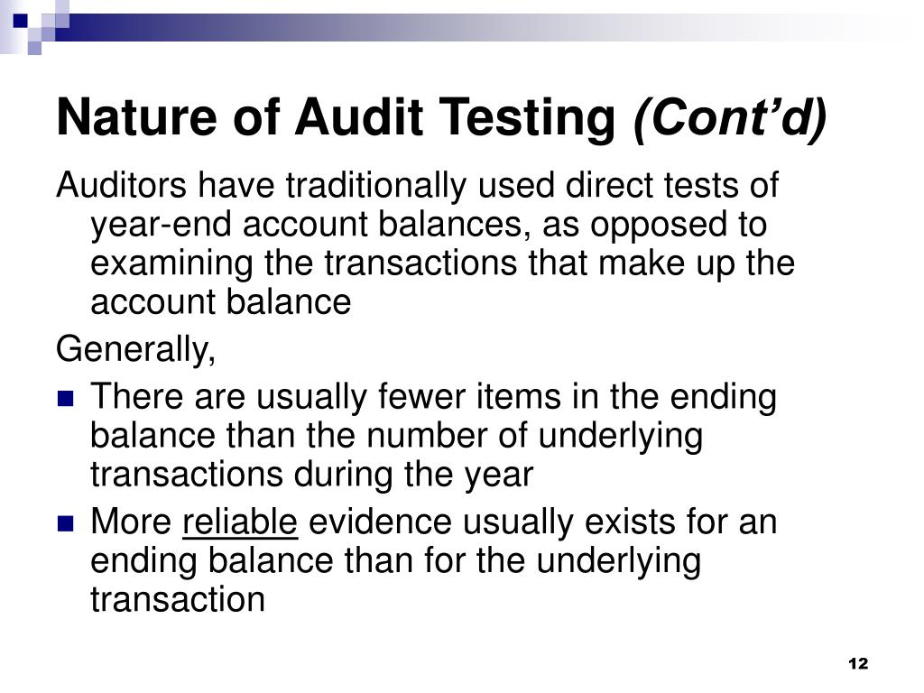 nature of auditing Auditing definition, an official examination and verification of accounts and records, especially of financial accounts see more.