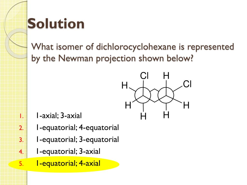 What isomer of