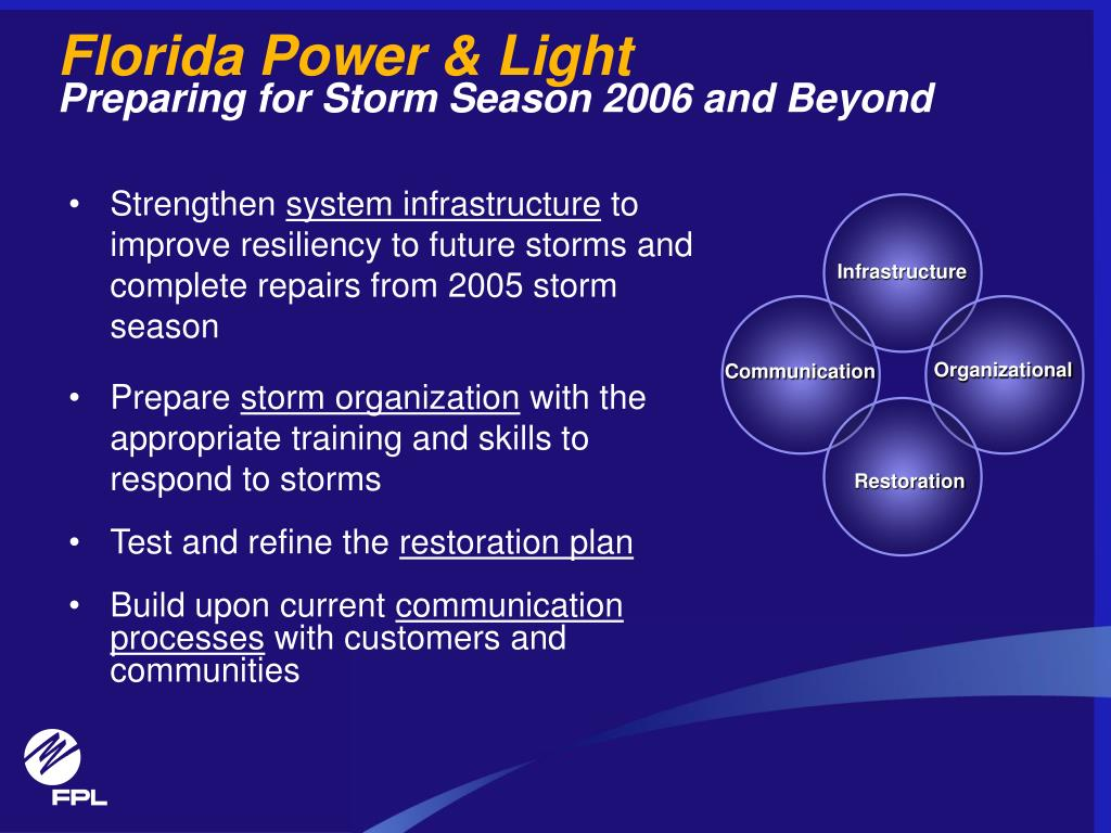 Florida Power & Light