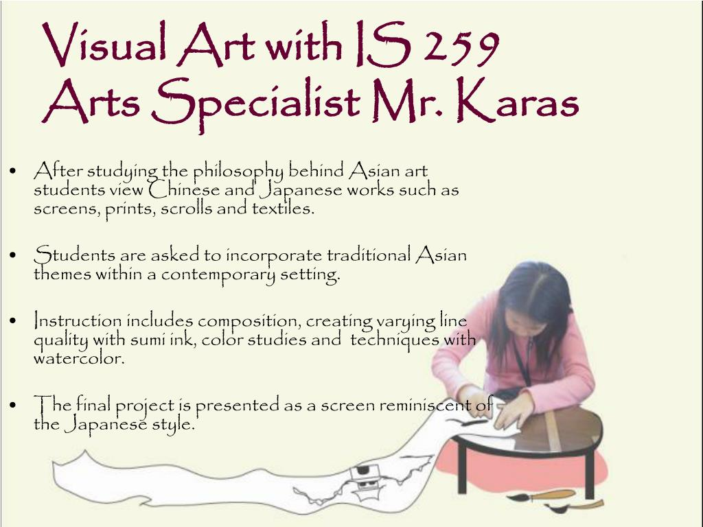 Visual Art with IS 259