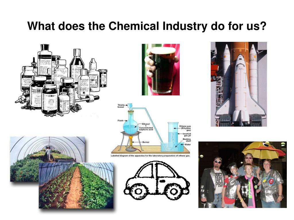 What does the Chemical Industry do for us?