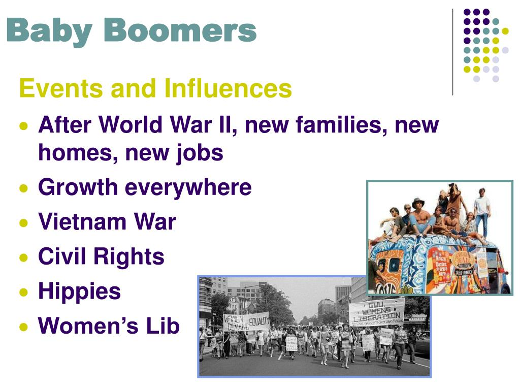PPT - Generations - What Motivates the Four Generations ...
