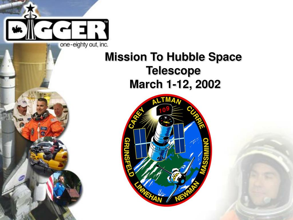 Mission To Hubble Space Telescope