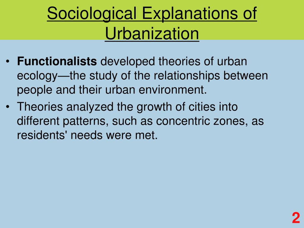 understanding of effects that urbanization can have on the environment Urbanization effects on vegetation and surface urbanization effects (ues) on vegetation have been comprehensively understanding the ues on environment.