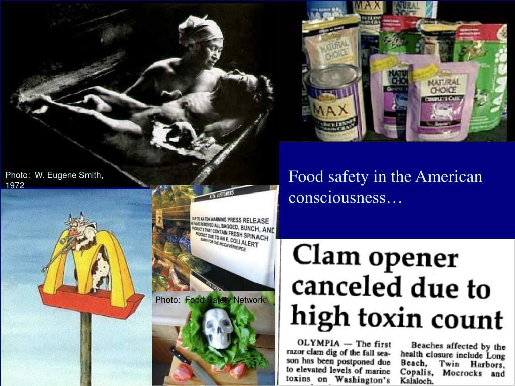 Food safety in the American consciousness…