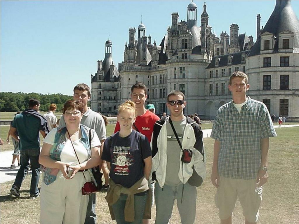 Loire Valley Castles - Chambord