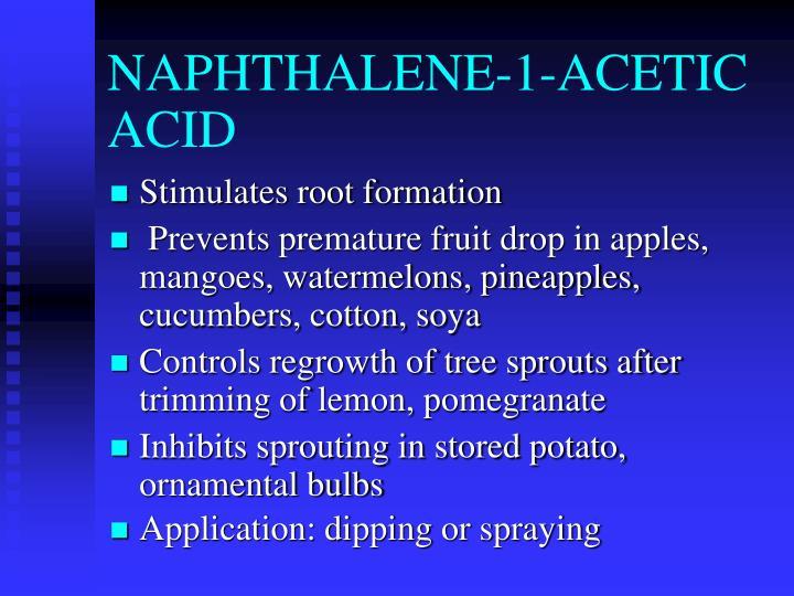 NAPHTHALENE-1-ACETIC ACID