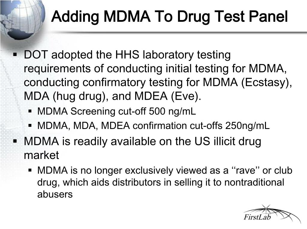 how to pass a drug test for mdma