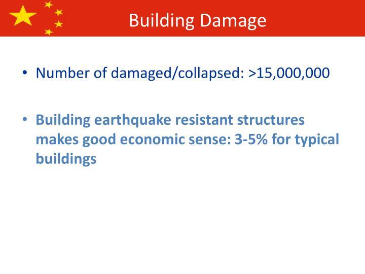 Building Damage