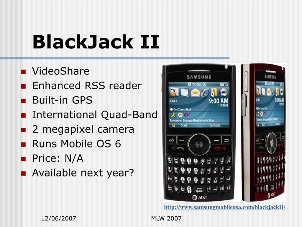 BlackJack II