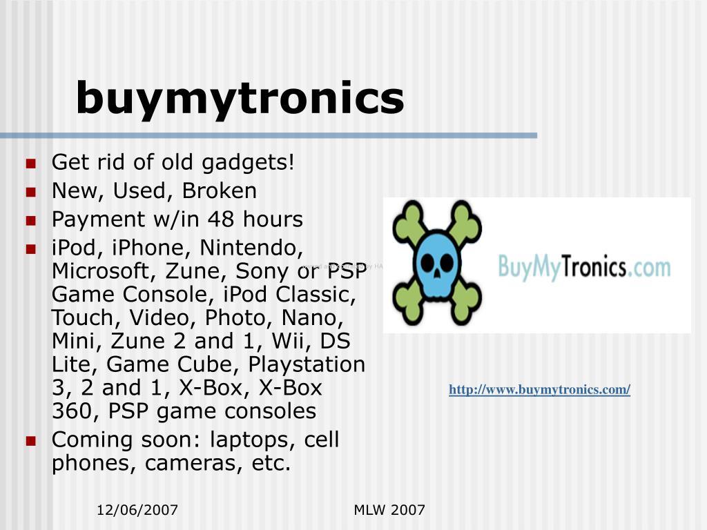 buymytronics