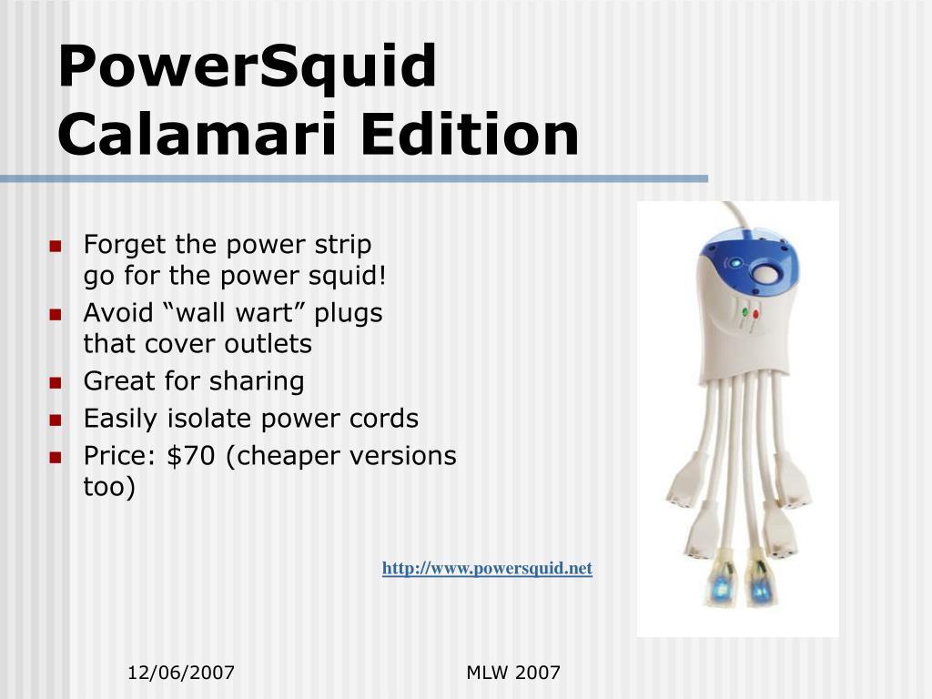 PowerSquid