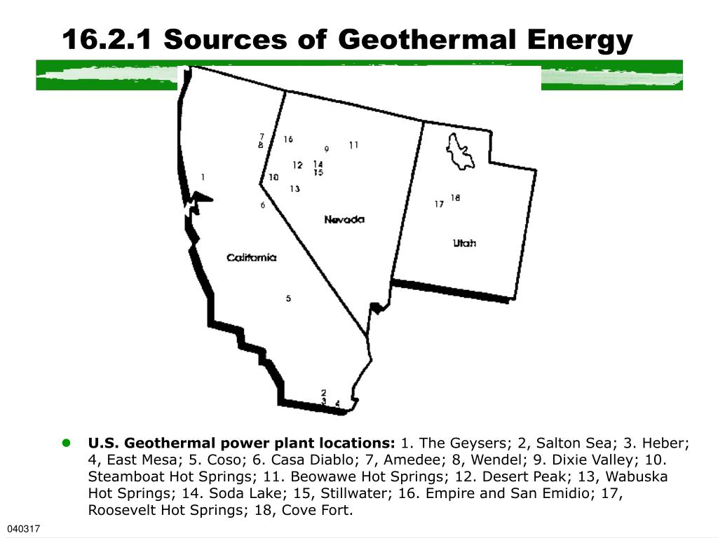 16.2.1 Sources of Geothermal Energy
