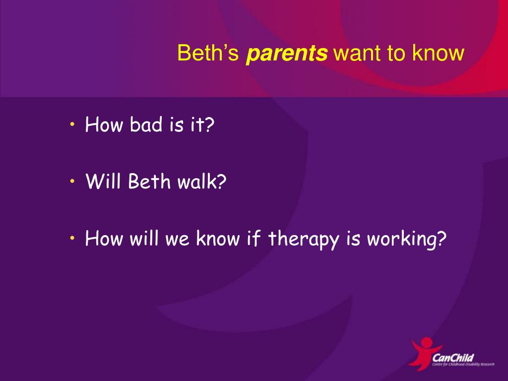 Beth's