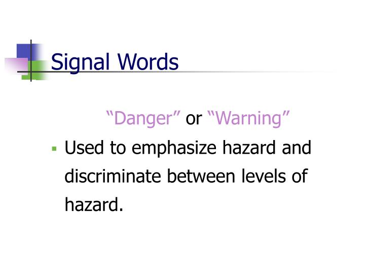 PPT - The Globally Harmonized System (GHS) for Hazard ...