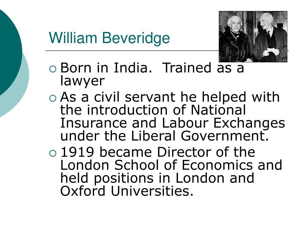 Walter William Sache: Britain 1850-1979 PowerPoint Presentation