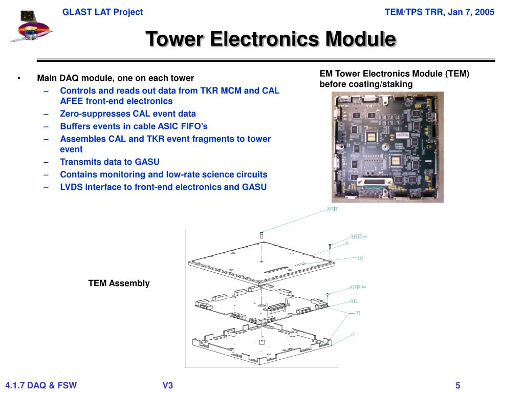 Tower Electronics Module