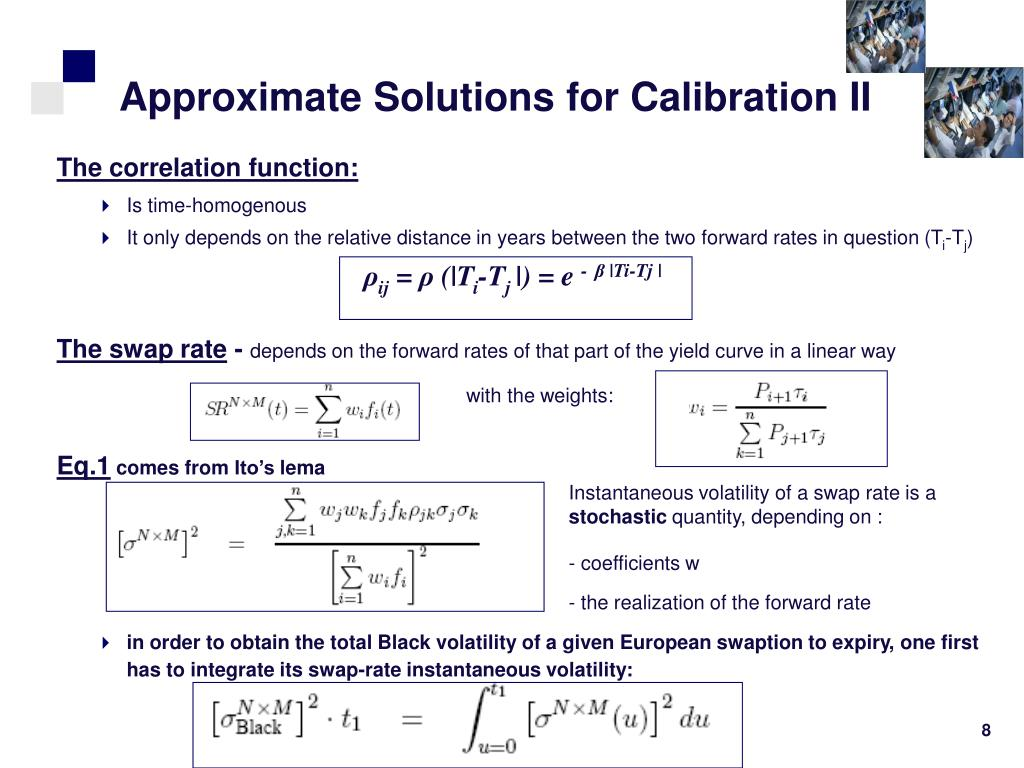 Approximate Solutions for Calibration II
