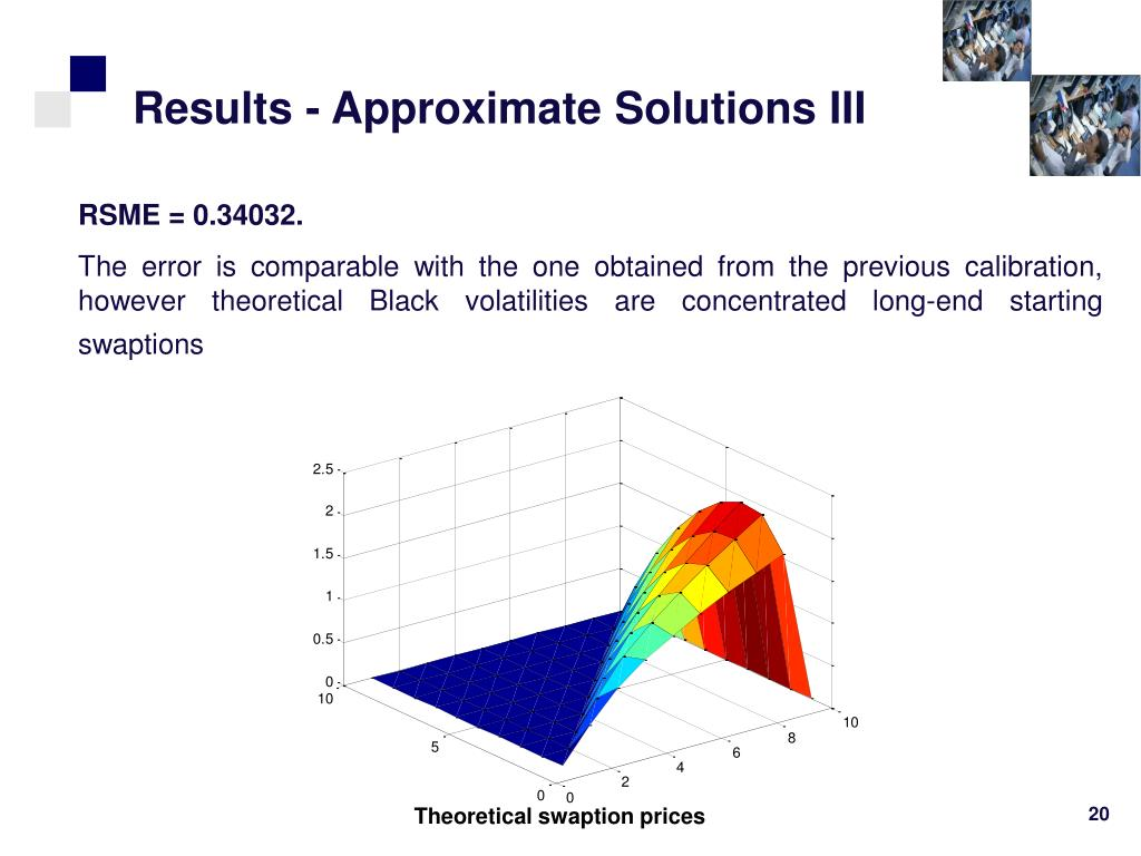 Results - Approximate Solutions III