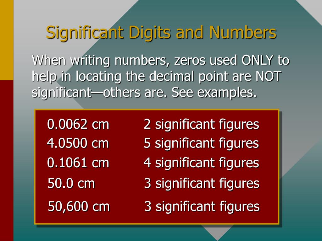 0.0062 cm 2 significant figures