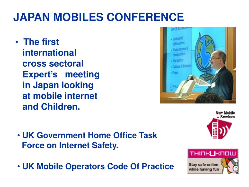 JAPAN MOBILES CONFERENCE