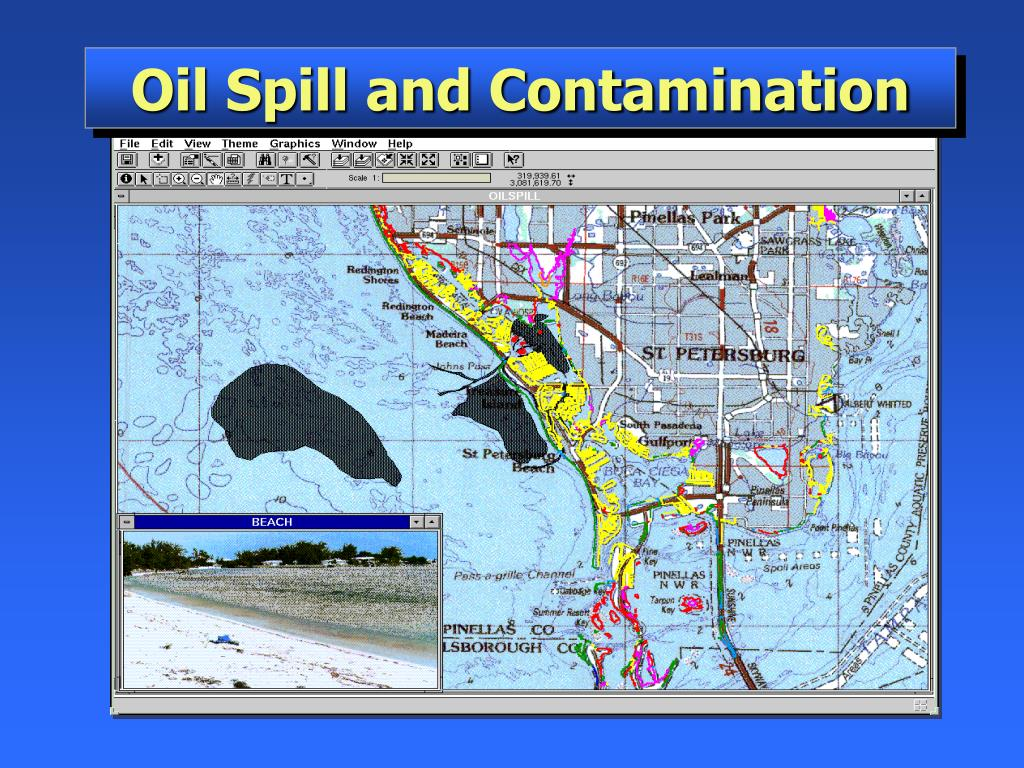Oil Spill and Contamination
