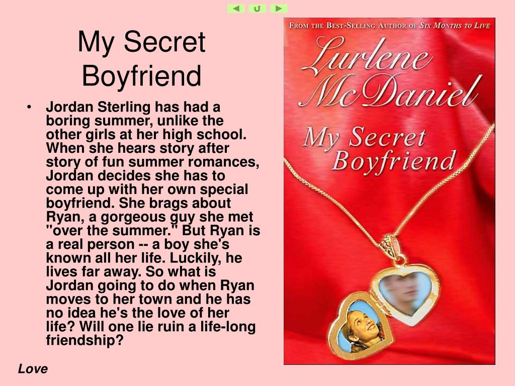My Secret Boyfriend
