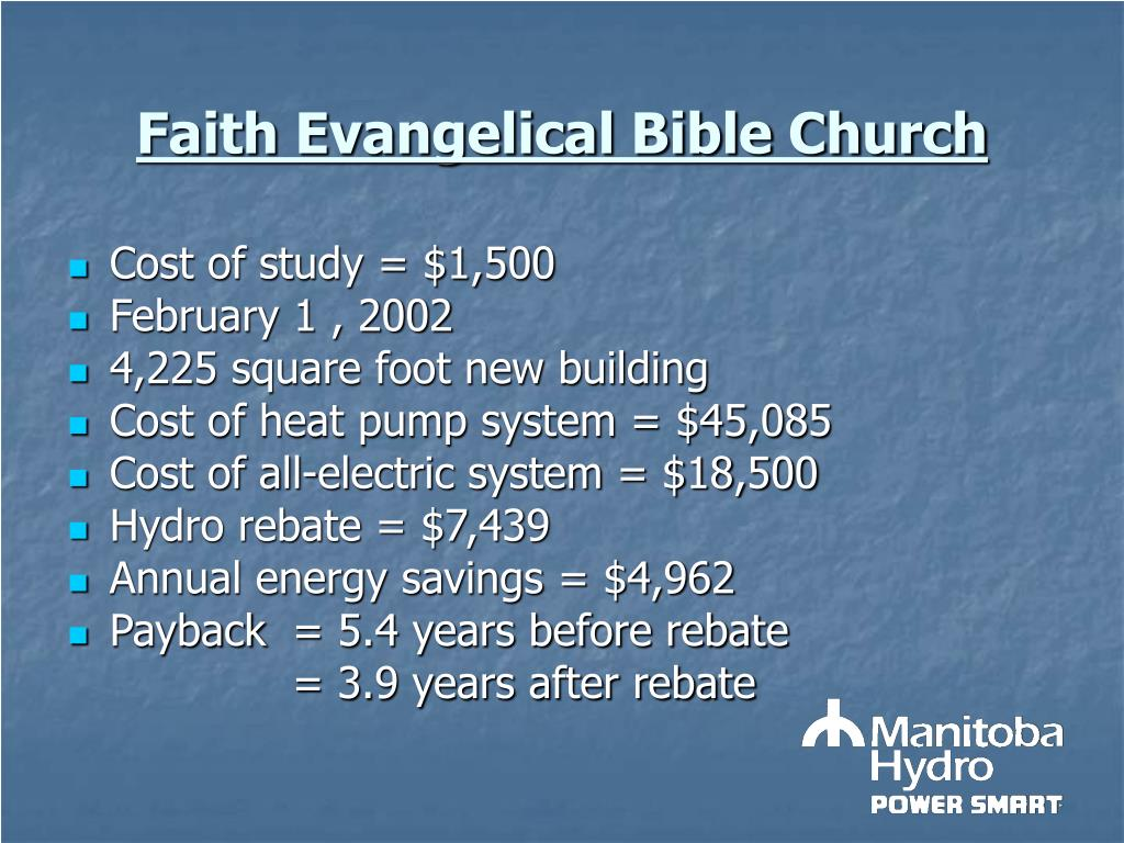 Faith Evangelical Bible Church