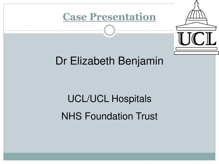 ucl powerpoint template - ppt case presentation powerpoint presentation id 355065