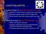 learning points1