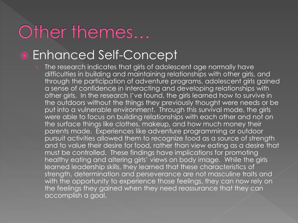 Other themes…