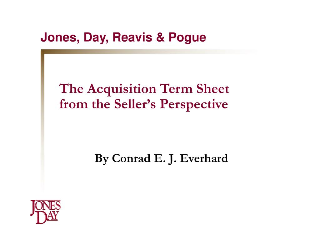 Jones, Day, Reavis & Pogue