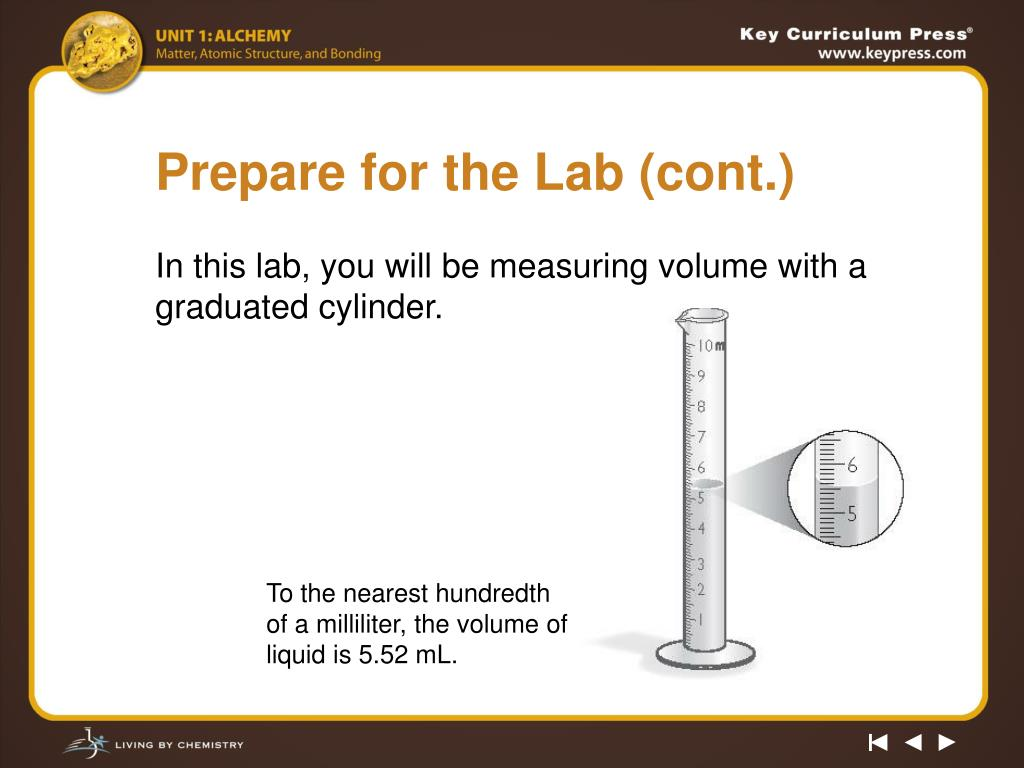 Prepare for the Lab (cont.)