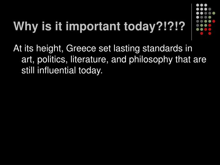 why is it important today to Why is digital literacy important  internet and then text messaging via a phone today's options for communication far outweigh the one or two of generations pasts.