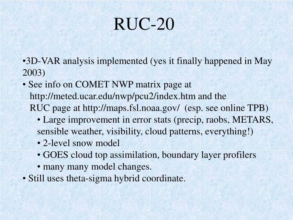 RUC-20