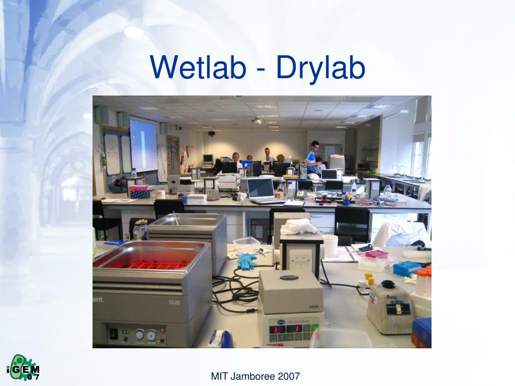 Wetlab - Drylab