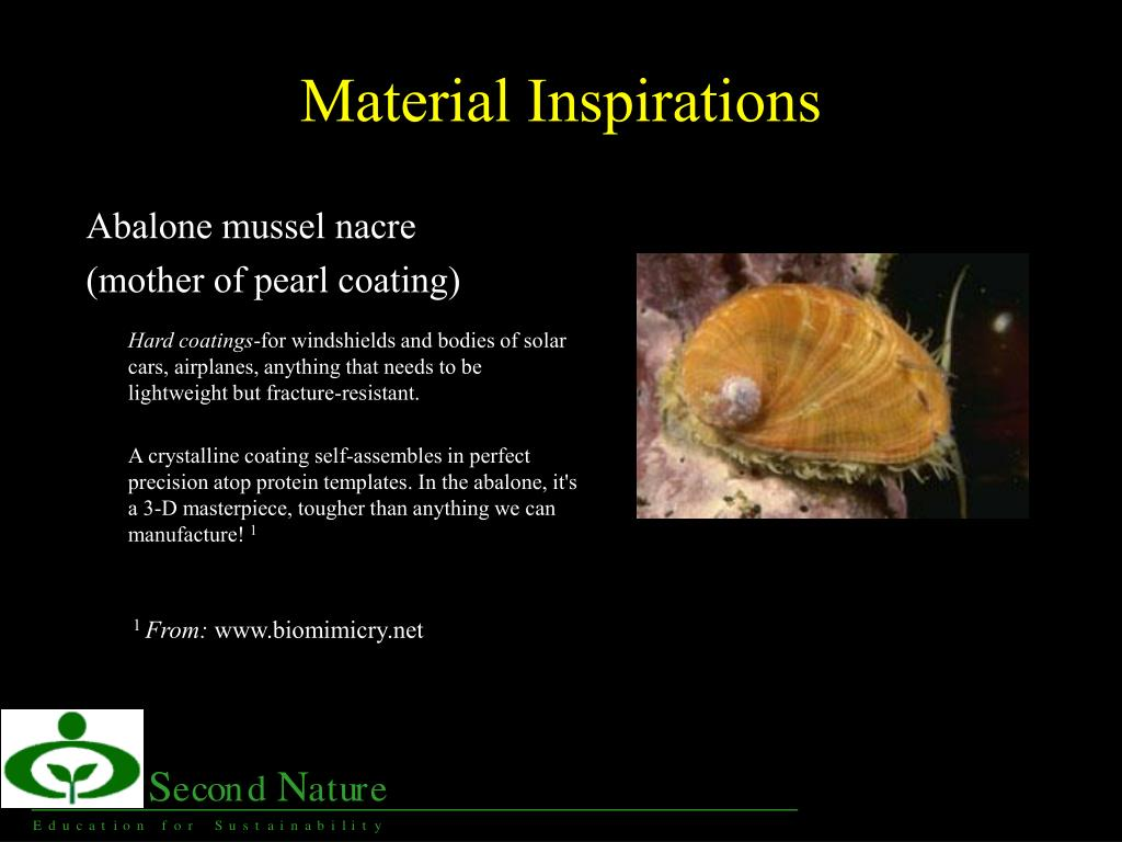 Material Inspirations