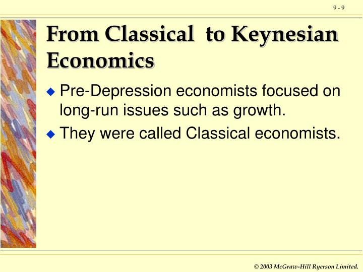 classical economics Here is an essay plan on the following question: to what extent is behavioural  economics a solution to all of neo-classical economics' problems.