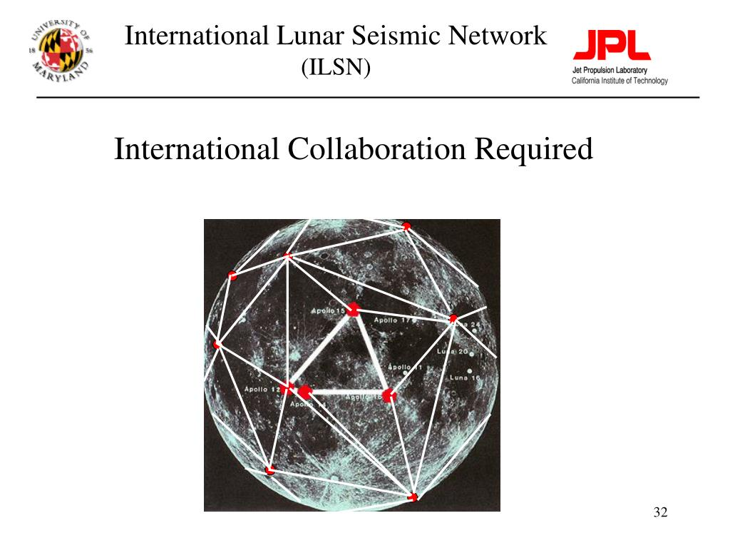 International Lunar Seismic Network