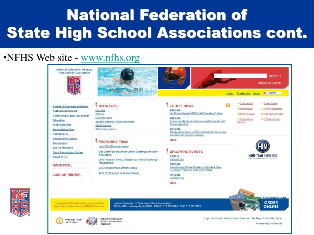National Federation of