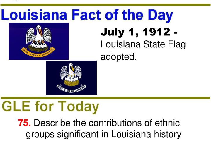 July 1, 1912 -