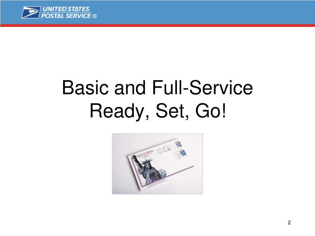 Basic and Full-Service
